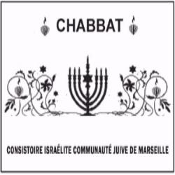 Horaires de Chabbat Grande synagogue Breteuil Marseille.